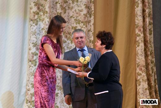 20100609 Празднование Дня работников текстильной и легкой промышленности. Фотография Валентины Кузнецовой, ИА «РИА МОДА».