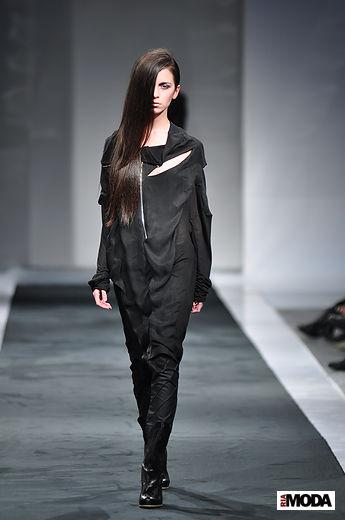 20120413 Показ Aurora fashion week. Евгении Малыгиной (бренд Pirosmani). 3