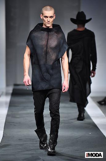 20120413 Показ Aurora fashion week. Евгении Малыгиной (бренд Pirosmani). 2