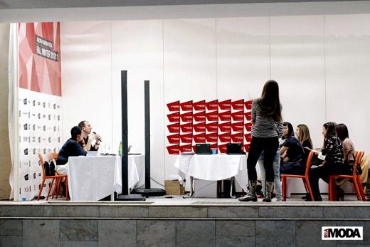 20100523 Aurora Fashion Week. Пресс-конференция Олега Бирюкова. Фотография Андрея Ревенко, ИА «РИА МОДА».