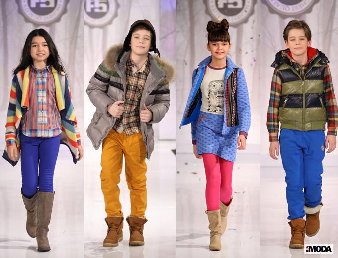 Коллекция марки F5 сезона осень-зима 2013/2014. Фотография Натальи Бухониной, ИА «РИА Мода»