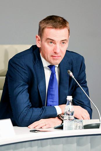 Виктор Евтухов, статс-секретарь, заместитель министра промышленности и торговли РФ. Фотография предоставлена организаторами форума