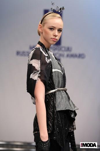 Экзнрсис. Фотография Натальи Бухониной, ИА «РИА Мода»