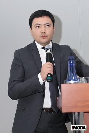 Данил Ибраев, член коллегии (министр) Евразийской экономической комиссии. Фотография Натальи Бухониной, ИА «РИА Мода»