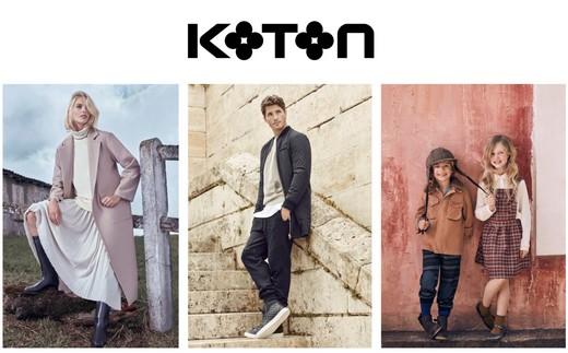 Koton Одежда Официальный Сайт