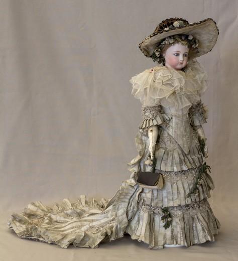 Выставка кукол в Царицыно. Фотография предоставлена организаторами