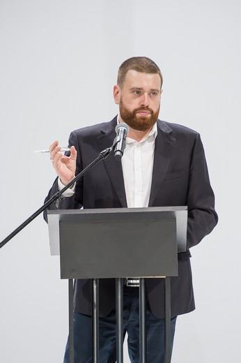 Владимир Мальцев. Фотография Дмитрия Бабушкина, предоставлена организаторами выставки