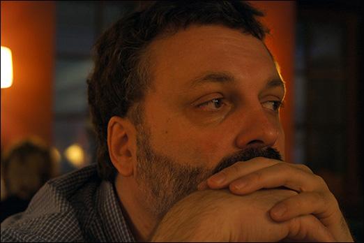 Михаил Дряшин. Фотография предоставлена автором