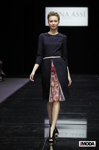 Коллекция «История в деталях» Алины Асси. Фотография Натальи Бухониной, ИА «РИА Мода»