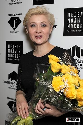 Алина Асси. Фотография Натальи Бухониной, ИА «РИА Мода»