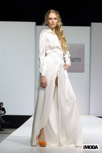 Plum Princess представил коллекцию на Volvo-Неделе моды в Москве
