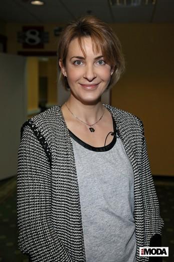 Юлия Мятковская, главный дизайнер марки F5. Фотография Натальи Бухониной, ИА «РИА Мода»