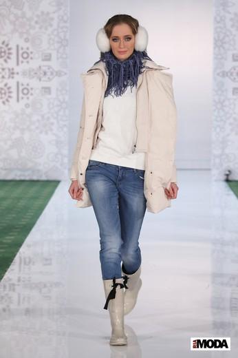 Из показа коллекции F5 осень-зима 2014/2015. Фотография Натальи Бухониной, ИА «РИА Мода»