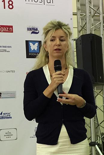 Нина Бегеш. Фотография Светланы Пономаревой