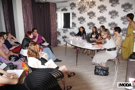 20110601 Круглый стол «Art и Craft как глобальный тренд в современном дизайне». Фотография Валентины Кузнецовой, ИА «РИА МОДА».