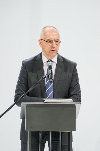 Валерий Селезнев. Фотография Дмитрия Бабушкина, предоставлена организаторами выставки