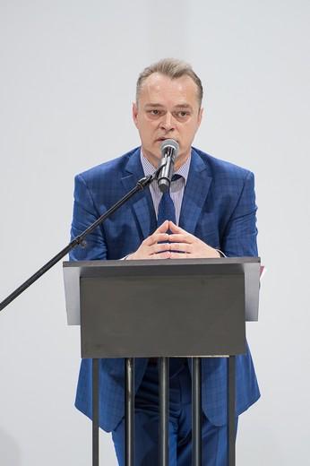 Сергей Волков. Фотография Дмитрия Бабушкина, предоставлена организаторами выставки