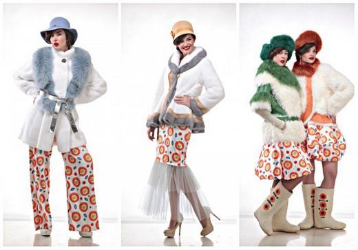 «Калинка— Морозовъ» покорила столичный подиум наНеделе моды