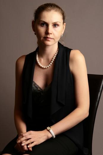 Генеральный директор кадрового агентства «Модное бюро» Елена Залесская. Фотография предоставлена агентством