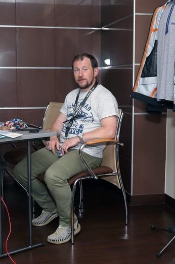 Сергей Федоров, фотография Натальи Бухониной. Фотография предоставлена организаторами SCM.