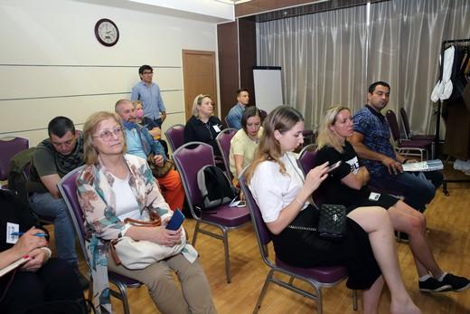 Деловая программа SCM 03-05.08.2020, фотография Натальи Бухониной. Фотография предоставлена организаторами SCM.