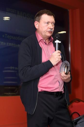Владимир Чернышев. Фотография Натальи Бухониной, предоставлена организаторами выставки Sport Casual Moscow