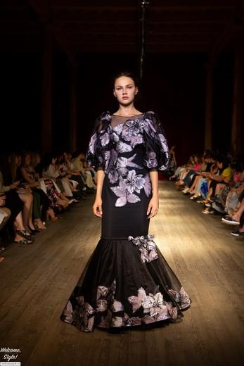 Коллекция Адели Курносовой. Каспийская неделя моды. Фотография предоставлена организаторами