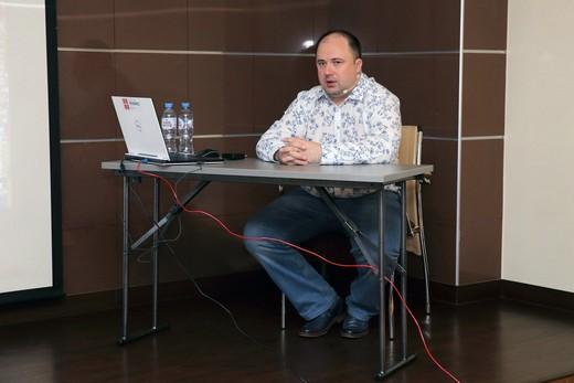 Максим Максимов, фотография Натальи Бухониной. Фотография предоставлена организаторами SCM.