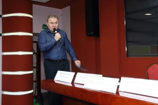 Николай Наумов. Фотография Натальи Бухониной, предоставлены организаторами выставки Sport Casual Moscow