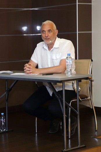 Александр Малюгин, фотография Натальи Бухониной. Фотография предоставлена организаторами SCM.
