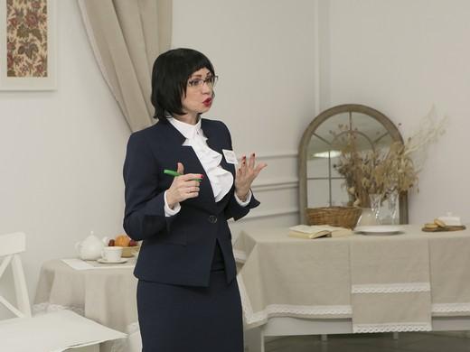 Татьяна Батеева, директор обособленного подразделения текстильного бизнеса «Трехгорная мануфактура»