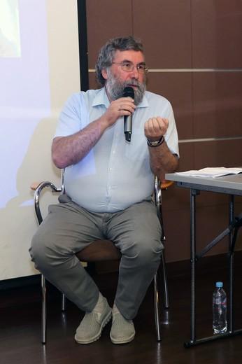 Владимир Богданов, фотография Натальи Бухониной. Фотография предоставлена организаторами SCM.