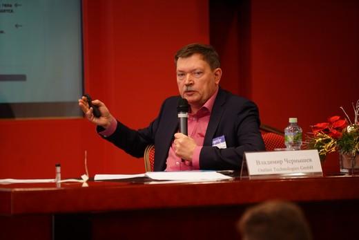 Владимир Чернышев, Outlast Technologies GmbH. Фотография предоставлена организаторами выставки Sport Casual Moscow