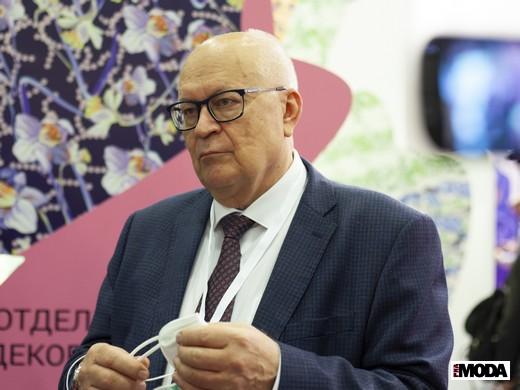 _CHerepov Глава РСПП: Легпром продолжает жить и развиваться динамичнее других отраслей в промышленности   Портал легкой промышленности «Пошив.рус»