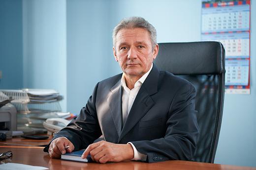 Виктор Гонтарь. Фотография предоставлена компанией «Термопол»