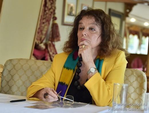 Ирина Крутикова, Королева меха, дизайнер с мировым именем. Фотография Светланы Яковлевой, главного редактора интернет-портала «Мир женской политики»