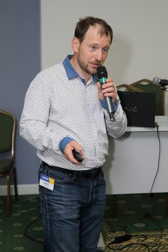 Сергей Федоров. Фотография Натальи Бухониной, предоставлена организаторами SCM