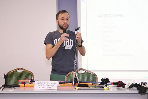 Денис Шайдуллин. Фотография Натальи Бухониной, предоставлена организаторами SCM