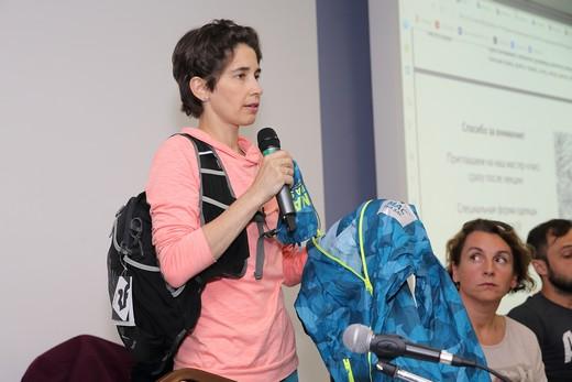 Мария Лифшиц. Фотография Натальи Бухониной, предоставлена организаторами SCM