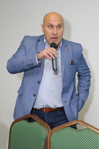 Владислав Кузнецов. Фотография Натальи Бухониной, предоставлена организаторами выставки Sport Casual Moscow