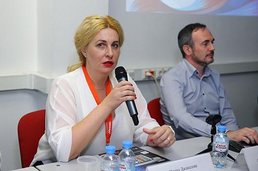 Ирина Джавадова и Михаил Шпилькин, фотография Натальи Бухониной, предоставлено организаторами SCM