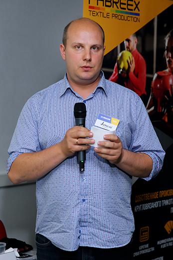 Алексей Юдин, фотография Натальи Бухониной, предоставлено организаторами SCM