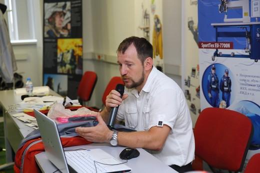 Сергей Федоров, фотография Натальи Бухониной, предоставлена организаторами SCM