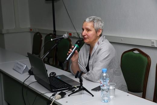 Людмила Норсоян, дизайнер и основатель бренда Norsoyan. Фотография предоставлена организаторами выставки Sport Casual Moscow