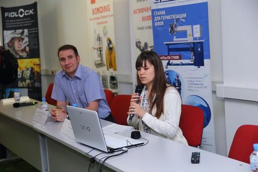 Ольга Иванова и Василий Наумович, фотография Натальи Бухониной, предоставлена организаторами SCM
