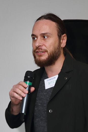 Артём Федоров, компании Sivera. Фотография предоставлена организаторами выставки Sport Casual Moscow