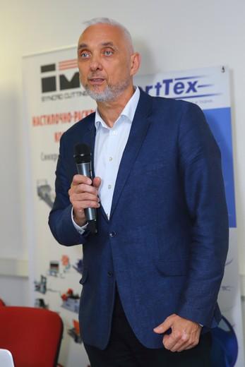 Александр Малюгин, фотография Натальи Бухониной, предоставлена организаторами SCM