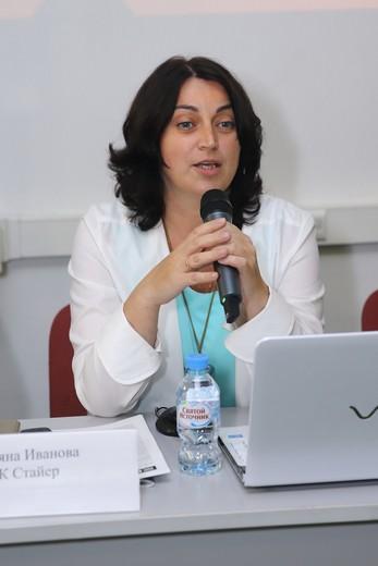 Татьяна Иванова, фотография Натальи Бухониной, предоставлена организаторами SCM