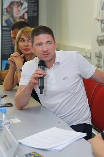 Владимир Мамут, фотография Натальи Бухониной, предоставлена организаторами SCM