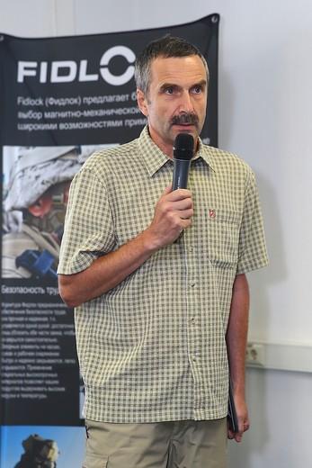 Вадим Васильев, фотография Натальи Бухониной, предоставлена организаторами SCM